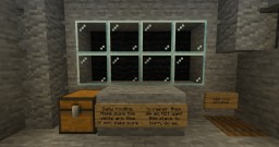 The end of Freddys - The vent station Minecraft Map & Project
