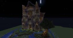 Church of Barbercraft Minecraft Map & Project