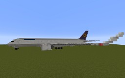 Airbus A350 Collection Minecraft Map & Project
