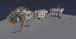 Planet Surface Colony - Contest Entry Minecraft Map & Project