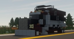 Kenworth Dump Truck Minecraft Map & Project
