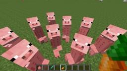 OGPig: Birth of the creeper Minecraft Mod