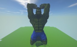 HULK - my second organic [Downloadable] Minecraft Map & Project