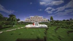 White Stone Manor Minecraft Map & Project