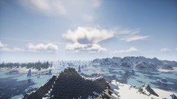 5k x 5k Survival Map with Custom Terrain, 1.13.2 Compatible Minecraft Map & Project