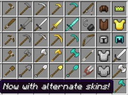 Varied Items Minecraft Texture Pack