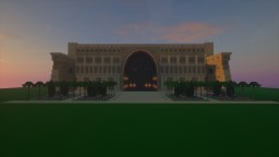 Taq Kasra: Ancient Persian Palace Minecraft Map & Project