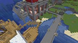 📣 TMV.ZONE 📣 Join Our Respectful Survival Community (Java & Bedrock) Minecraft Server