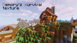 [1.14]Memory's survival texture Minecraft Texture Pack