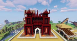 Netherrack Nev's Minecraft Map & Project