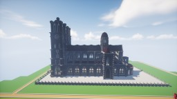 Another cathedral Minecraft Map & Project