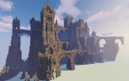 Castle Grau in Grau (work in progress) Minecraft Map & Project