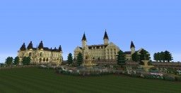 Lafyette Mansion (Broglie Estate) Minecraft Map & Project