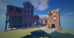 Witcher 3 Map: Novigrad Minecraft Map & Project