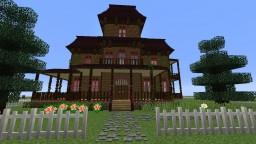 Phantom Manor Minecraft Map & Project