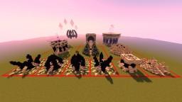 10+ End portals Minecraft Map & Project
