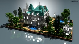 Palacio Cousiño-Chile Minecraft Map & Project