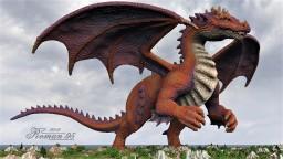 Ametrine Dragon Minecraft Map & Project