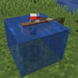Feisty Fishing Minecraft Data Pack