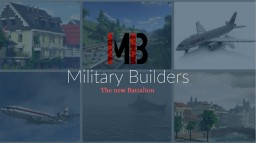 Military Builders - Air Force Minecraft Server