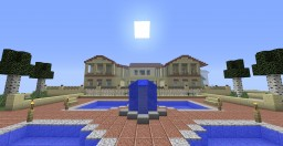 [the best recreation of scarface mansion] Scarface mansion Minecraft Map & Project