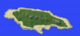 Map of Jamaica Minecraft Map & Project