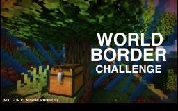 World Border Challenge Minecraft Map & Project