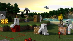 The Mello Gang skin pack Minecraft Map & Project