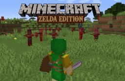 Minecraft Zelda Edition Pack (FULL RELEASE) v2.0 (Peace at Last) Minecraft Texture Pack