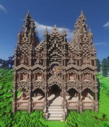 以前蓋的教堂 / church Minecraft Map & Project