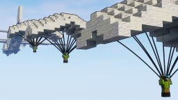 Military Parachute #2 | Minecraft Tutorial Minecraft Map & Project