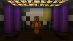 Freddy Fazbear (Five Years At Freddy's Special) Minecraft Map & Project