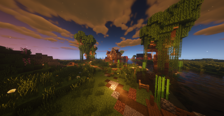 Homeland (1 14 Survival Map) Minecraft Project