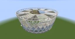 Prelis Football Stadium (UEFA Catergory 4 Qualified) Minecraft Map & Project