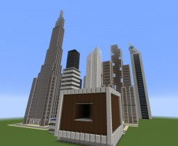 Sheffner Minecraft Map & Project