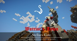 Steeds Gate - Warriors Town Minecraft Map & Project