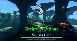 Steeds Gate - Archer's Village Minecraft Map & Project