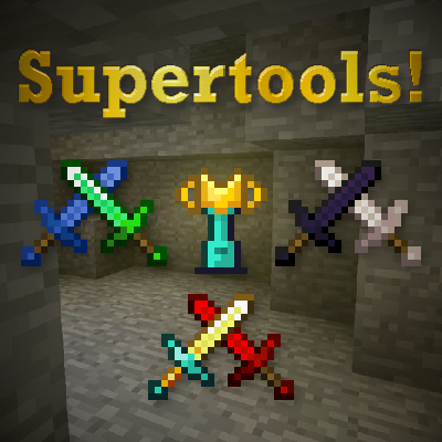Forge 1 14 4] Super Tools Mod (Adds Tools + Armor from