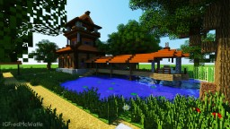 Zinkytrone's House Revamped Minecraft Map & Project