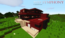 red symphony Minecraft Map & Project
