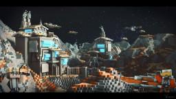 Star wars mars ( Factories ) Minecraft Map & Project