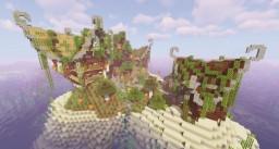 Small Island Village Minecraft Map & Project