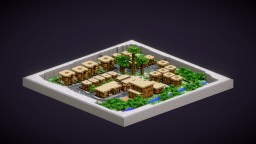Roleplay city [Free Download] Minecraft Map & Project