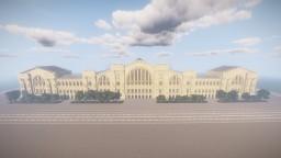 Gare Du Nord (Paris Railway Station) Minecraft Map & Project