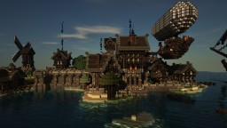The Voyage - Adventure Map Minecraft Map & Project