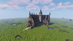 The Sainte Barbe City Hall Minecraft Map & Project