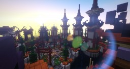 Small Oriental Spawn [Mini hub] Minecraft Map & Project