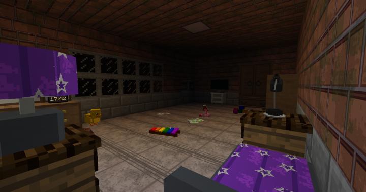 Secret Chamber 1st Map