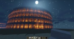 Colosseum - Rome Minecraft Map & Project