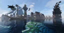 Captain's Craft - Survival & SkyBlock || Custom McMMO & Plugins! || Friendly Network! Minecraft Server